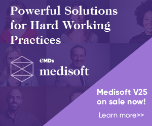 Save up to 40% off Medisoft Version 25